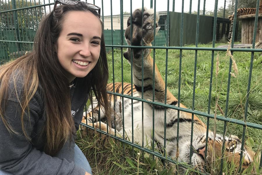 megan mccubbin zoologist wildlife tv presenter agent david foster megan mccubbin zoologist wildlife tv